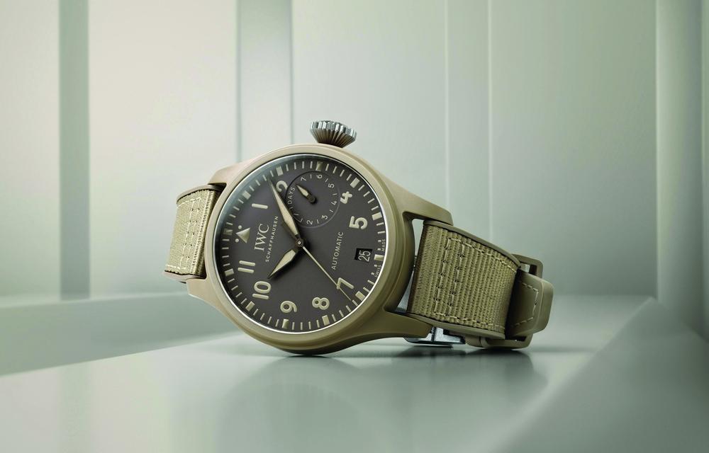 Big Pilot's Watch TOP GUN ref. IW506003